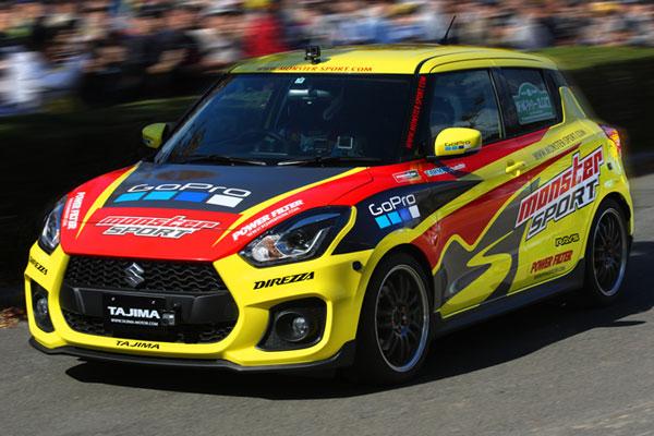 新型スイフトスポーツ(ZC33S)コンプリートカー モンスタースポーツ | MONSTER SPORT