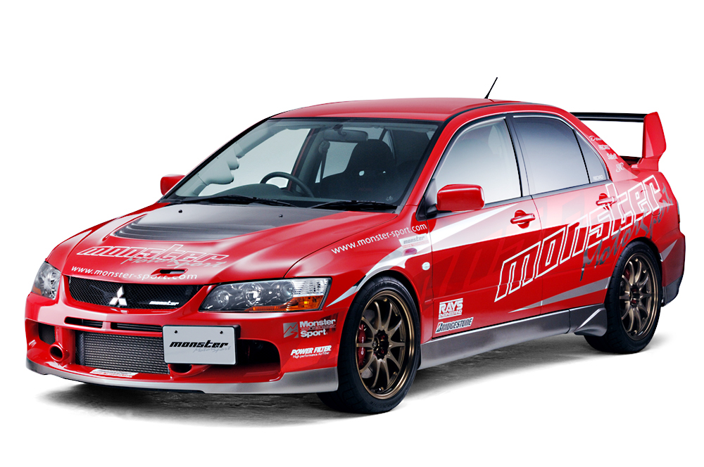 Phenomenal Lancer Evolution 9 9Mr Ct9A Monster Sport Wiring Cloud Hisonuggs Outletorg