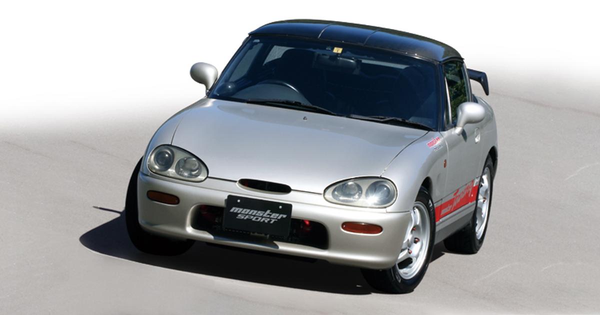 カプチーノ ea11r 21r 1 3 1型 車種別パーツリスト モンスター
